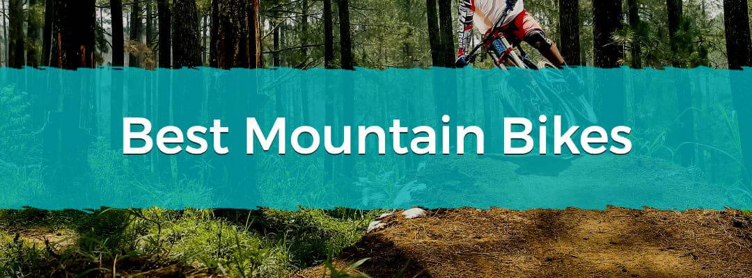 Best Mountain Bikes Featured Image