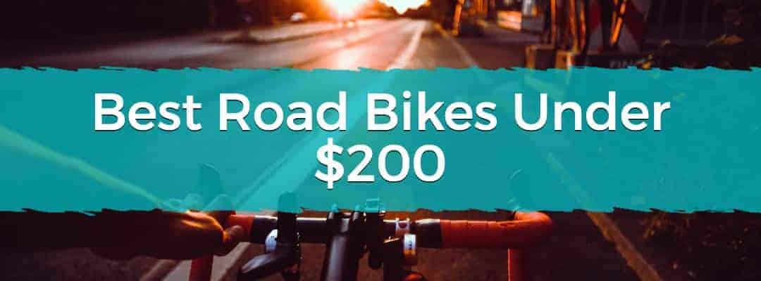 Best Road Bikes Under $200 Featured Image