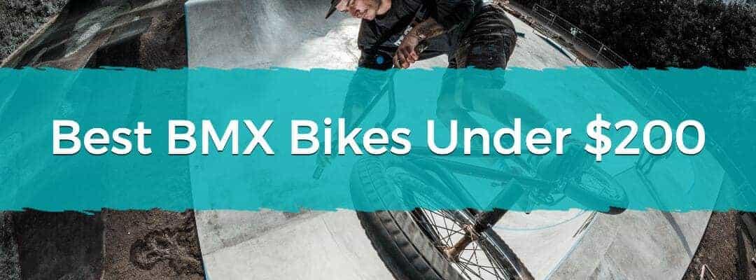 Best BMX Bikes Under $200 Featured Image